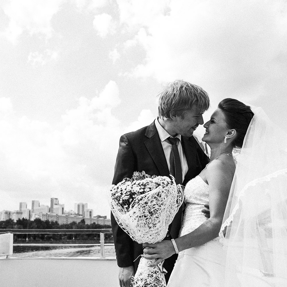 Свадебная съёмка от агентства PhotoHour